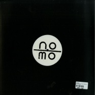 Back View : Unknown - NOMO 005 (BLUE & BLACK MARBLED / VINYL ONLY) - Nomo / NOMO005