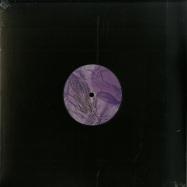 Back View : V/A (HERR, Peshka, Consep, KiRiK) - CROCUS 004 (180G / VINYL ONLY) - Crocus / CRS004