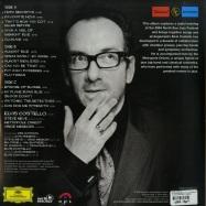 Back View : Elvis Costello - MY FLAME BURNS BLUE (BLUE 180G 2X12 LP + MP3) - Deutsche Grammophon / 4796062