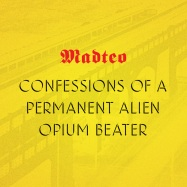 Back View : Madteo - CONFESSIONS OF A PERMANENT ALIEN OPIUM BEATER (TAPE / CASSETTE) - Origin Peoples / OPX02