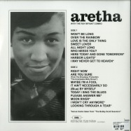 Back View : Aretha Franklin with the Ray Bryant Combo - ARETHA (180G LP) - DOL / dol974hg