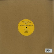 Back View : YSE - WELTANSCHAUUNG EP - Pressed For Time / PFTV 013