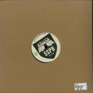 Back View : Nautiluss - LIQUID SKY - Seilscheibenpfeiler Schallplatten Berlin / SSPB003