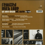 Back View : Various Artists - REMIXED WITH LOVE BY JOEY NEGRO VOL.3 PART 3 (2LP) - Z Records / ZeddLP045z / 169721