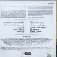 Back View : Grupo Magnetico - POSITIVO (LP) - Athens of the North / AOTNLP020