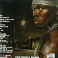 Back View : 50 Cent - GET RICH OR DIE TRYIN (RED 2LP, MARVEL COVER) - Interscope / 6790102