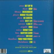 Back View : Cardi B - INVASION OF PRIVACY (2LP + MP3) - Atlantic /  8721045