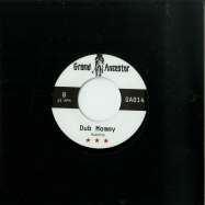 Back View : Jane Bee / Bukkha - DJ MOMMY (7 INCH) - Grand Ancestor / GA014