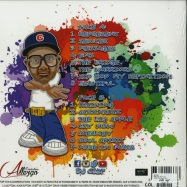 Back View : DJ Clif - MELTING POT (LP) - Allezgo Productions / MP01