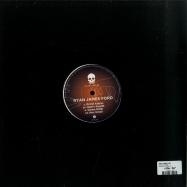 Back View : Ryan James Ford - ORMST KABAN - Happy Skull / HAPSKL015