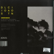 Back View : The Golden Filter - DISLOCATION EP - Agnes - 4GN3S / 4GN3S-01