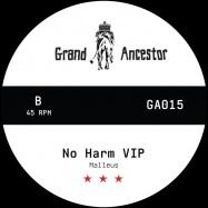 Back View : Cuttle / Malleus - THE VIPS (LTD 180G VINYL) - Grand Ancestor / GA015