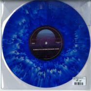 Back View : Bullet For My Valentine - GRAVITY / RADIOACTIVE (LTD BLUE 10 INCH) - Spinefarm / 7732612