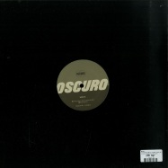 Back View : Bilal - TWENTYFOUR EP (HENRY HYDE REMIX) - Oscuro London Records / OSCLDN001