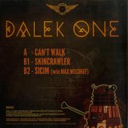 Back View : Dalek One - CANT WALK EP - Dub Sector / DSDV003