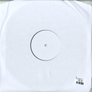 Back View : MS - P.A.R.O. (HANDSTAMPED) - White Label / PARO001