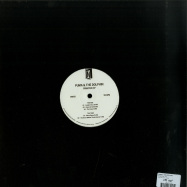 Back View : Puma & The Dolphin - PRIMITIVE EP - Chambre Noir / CN001