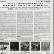 Back View : Art Blakey - MEET YOU AT THE JAZZ CORNER OF THE WORLD VOL. 1 (LP) - Blue Note / 0807386