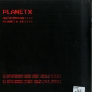 Back View : Matrixxman - PLANET X EP - Planet X / PX003