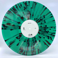 Back View : Amo, Chad Andrew, Kike Mayor - BNDR001 (GREEN RED SPLATTER) - Bandet Rec / BNDR001