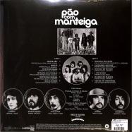 Back View : Pao Com Manteiga - PAO COM MANTEIGA (180G LP) - Polysom / 334621
