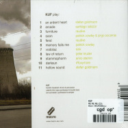 Back View : Kuf - RE:RE:RE (CD) - Macro / MACROM60CD