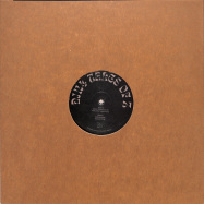 Back View : DJn4 - TALES OF Z (2X12 INCH) - Emotional Response / ERS 047