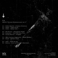 Back View : Various Artists - DEVIANT MISBEHAVIOURS VOL. 1 (2X12) - HEX Recordings / HEXRecordings004