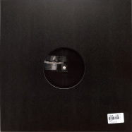 Back View : Kai Kan - FEAR OF HEIGHTS - Cough & Laugh / CAL001