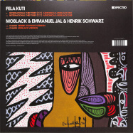 Back View : Fela Kuti, MoBlack, Emmanuel Jal, Henrik Schwarz - INTERNATIONAL THIEF THIEF (I.T.T.) (ARMONICA & MOBLACK MIX) / CHAGU - Defected / DFTD621