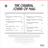 Back View : Various Artists - THE ORIGINAL SOUND OF MALI (2LP, Colored) - Mr.Bongo / MRBLP135B