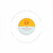 Back View : Ponty Mython - ONIMANO X991 - Not An Animal Records / NAAR018