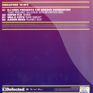 Back View : Defected In The House - ZOUK OUT SINGAPORE 10 EP 2 - Defected / ITH31EP2