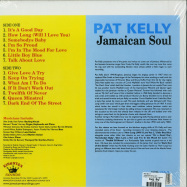 Back View : Pat Kelly - JAMAICAN SOUL (LP) - Kingston Sounds / KSLP022 / 05948561