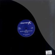Back View : Drehwerk - MOVE & FUNK YOU EP (INCL. CHRIS WOOD & MEAT RMX) - Houseworx / hw003