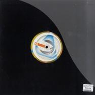 Back View : Collabs with Jay Haze - BY RICARDO, SNEAK, REBOOT, BRETT JOHNSON - Tuningspork / TSPORK063