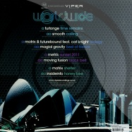 Back View : Varios Artists - WORLDWIDE LP (4X12) - Viper Recordings / Metro / mtrvprlp002