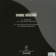 Back View : Phil Weeks - BE MY SIDE - INCL INLAND KNIGHTS & HECTOR MORALEZ RMXS - Robsoul / Robsoul100