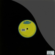 Back View : Joel Alter feat. Eric D. Clark - RULES OF LOVE EP (INCL DJ QU REMIXES) - Bass Culture / bcr0206