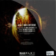 Back View : Alien T - MAKE A DIFFERENCE - Traxtorm Records / Trax0104