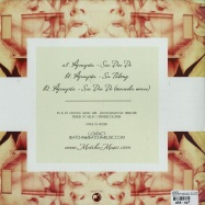 Back View : Aprapta - SIA DIA DE EP (VINYL ONLY / INCL WAREIKA RMX ) - Matcha Music / MatchaMatcha 718212-001