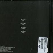 Back View : Richie Hawtin Presents - ENTER.IBIZA2015 (4CD BOX MIXED) - Minus / ENTER2015CD