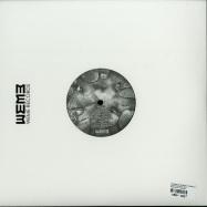 Back View : Francois de Roubaix et Bernard Maitre - LE LABYRINTHE DES ONIX - WeMe Records / WeMe035