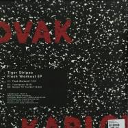 Back View : Tiger Stripes - FLASH WORKOUT EP - Karlovak Records / KRLVK8