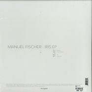 Back View : Manuel Fischer - IRIS EP - Drumpoet Community / DPC064-1