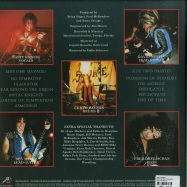 Back View : Nasty Savage - NASTY SAVAGE (180G LP) - Metal Blade Records / 3984140631
