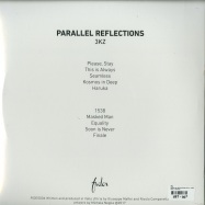 Back View : 3KZ - PARALLEL REFLECTIONS (2X12 / 180G) - fides / FIDES006