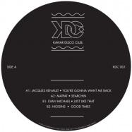 Back View : Various Artists - KAVIAR DISCO CLUB 001 - Kaviar Disco Club / KDC001