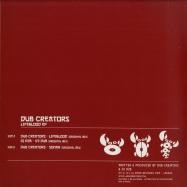 Back View : Dub Creators - LIFEBLOOD EP - La Pince / LPR003