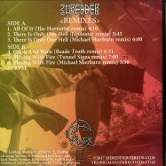 Back View : Shredder - SHREDDER REMIXES - Tropical Goth / TG002